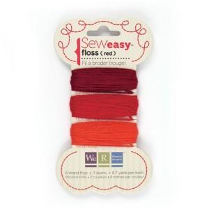 Bavlnka pro Sew Easy 9m – Red