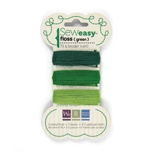 Bavlnka pro Sew Easy 9m – Green