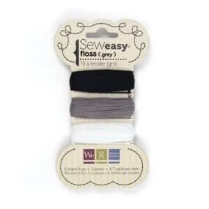 Bavlnka pro Sew Easy 9m – Grey