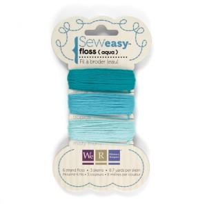 Bavlnka pro Sew Easy 9m – Aqua