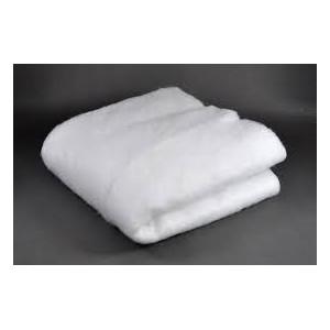 Vlies bílý 75 x 75 cm, 150g