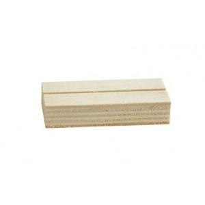 Dřevěný stojánek na výřezy ze dřeva