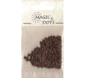 Magic dots Brown