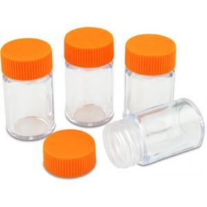 Plastová lahvička s víčkem
