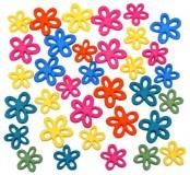 Dekorační knoflíčky Bloomers- tropical