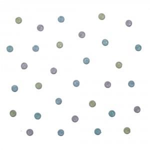Dekorační knoflíčky Micro mini Innonce- rounds