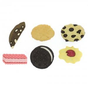Dekorační knoflíčky In the cookie jar