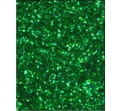 Jemné flitry 80 ml, zelená