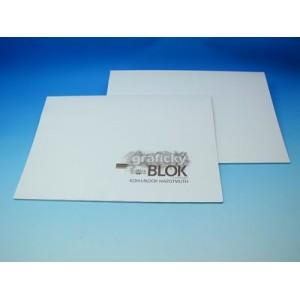 Grafický blok z ručního papíru A3