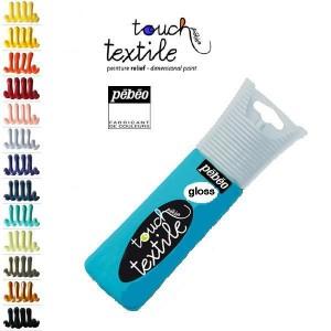 Barva na textil 30ml Gloss, béžová
