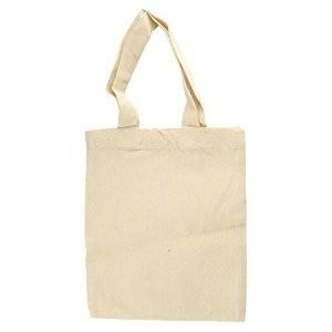 Bavlněná taška 25 x 21 cm