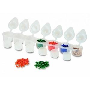 Plastové kelímky 7 x 6 ml