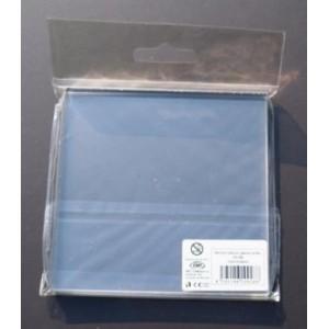 Akrylový blok pro razítka 10,2 x 10,2 cm