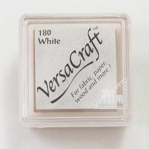 Razítkovací mini polštářek bílý
