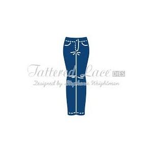 Vyřezávací krajková šablona –  Bella´s Trousers