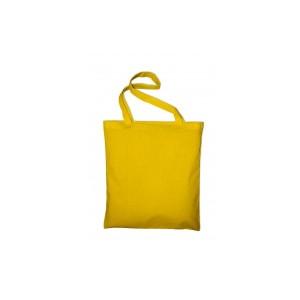 Bavlněná taška 38 x 42 cm, žlutá