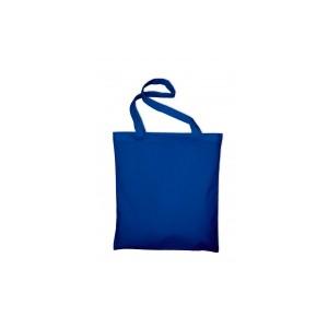 Bavlněná taška 38 x 42 cm, tmavě modrá