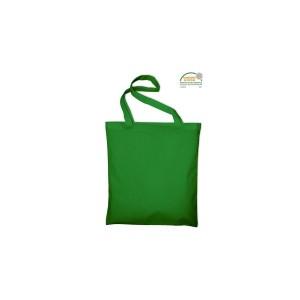 Bavlněná taška 38 x 42 cm,zelená