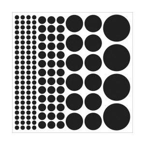 Plastová šablona - Mini Circle Regiment, 15 x 15 cm