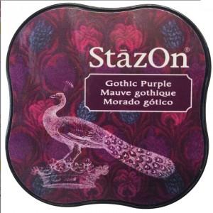 Inkoustový polštářek StazOn - Gothic Purple