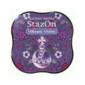 Inkoustový polštářek StazOn - Vibrant Violet