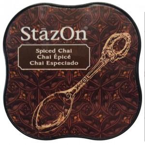 Inkoustový polštářek StazOn - Spiced Chai