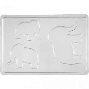 Forma na mýdlo ve tvaru slona