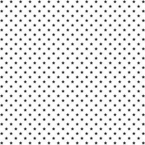Embosovací šablona 15 x 15 cm - mini hvězdy