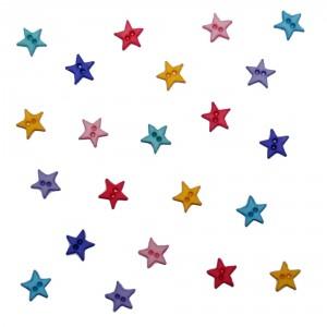 Dekorační knoflíčky Stars Flirt