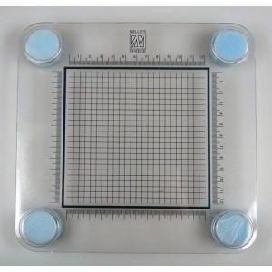 Akrylová deska pro razítkování 20,5 x 20,5 cm