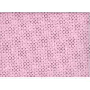 Moosgummi růžová, puntíčky 30 x 40 cm