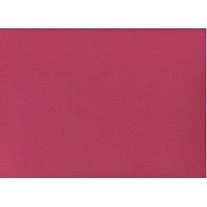Moosgummi červená, puntíčky 30 x 40 cm