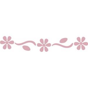 Raznice bordura květ heřmánku, 40mm