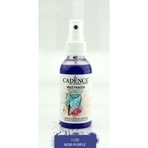 Barva na textil ve spreji 100 ml - Purple