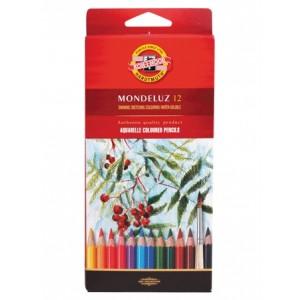 Akvarelové pastelky 36 ks