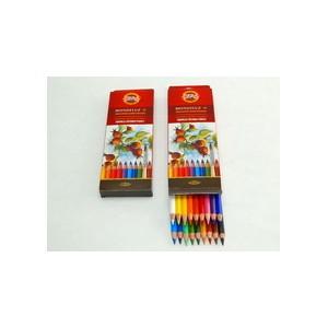 Akvarelové pastelky 18 ks