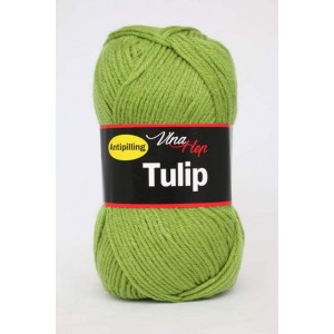 Vlna Tulip - zelená