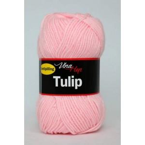 Vlna Tulip - baby růžová