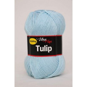 Vlna Tulip -  baby modrá