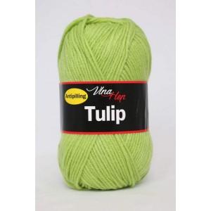 Vlna Tulip - hrášková