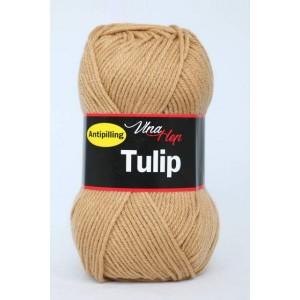 Vlna Tulip - béžová