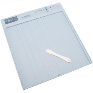 Podložka pro ohýbání papíru