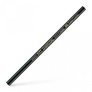 Uhlová tužka Pitt tvrdá černá