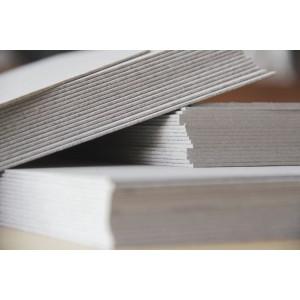 Knihařská lepenka B2 - 2,5mm
