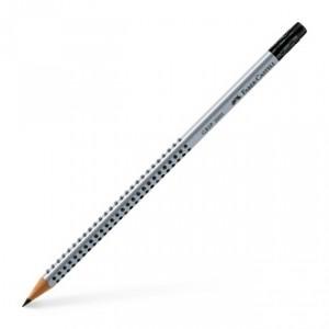 Grafitová tužka Grip s gumou, B