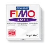 Fimo soft modelovací hmota 56 g - bílá
