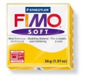 Fimo soft modelovací hmota 56 g - slunečnicově žlutá