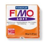 Fimo soft modelovací hmota 56 g - mandarinková
