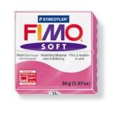 Fimo soft modelovací hmota 56 g - malinová