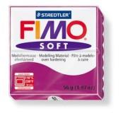 Fimo soft modelovací hmota 56 g - purpurově fialová